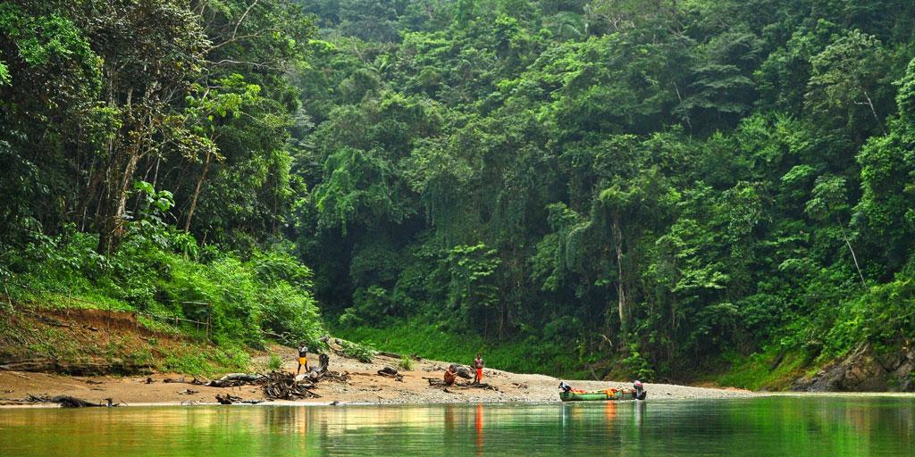 Rio Chagres Panama